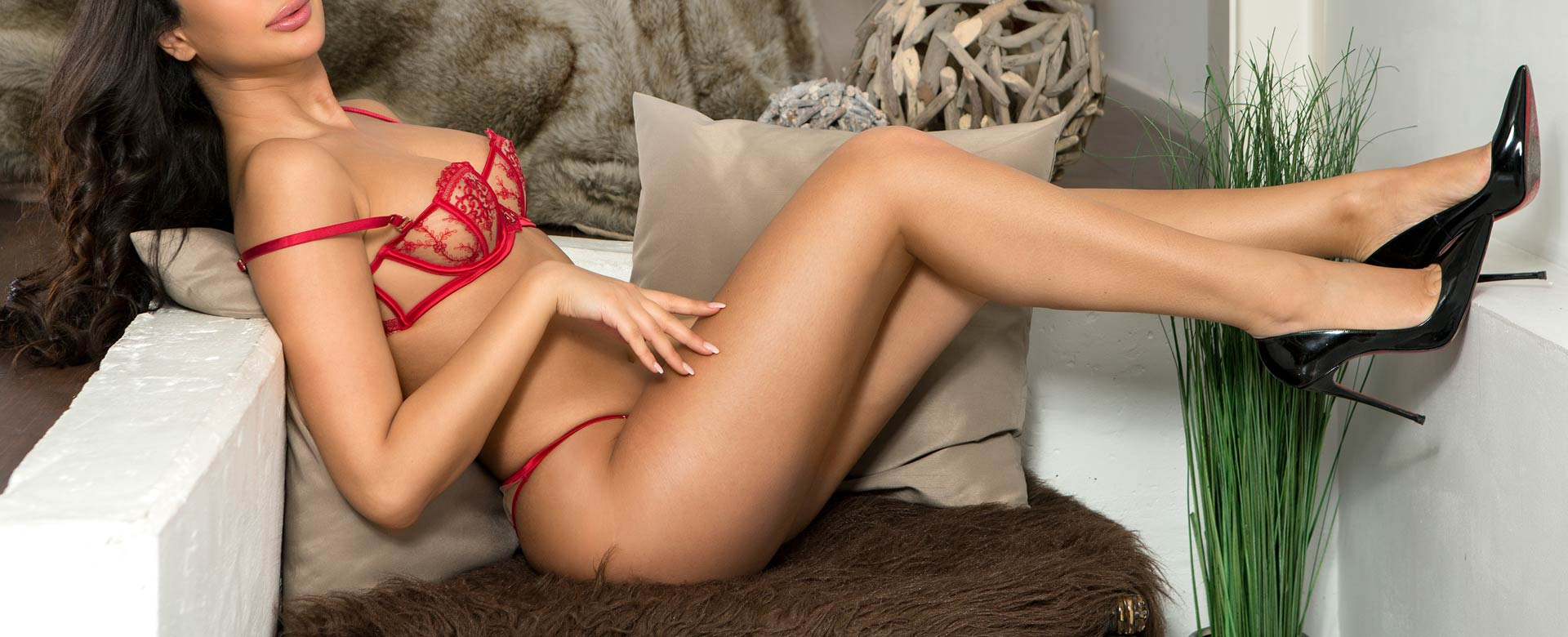 Rassiges Escort Girl Gabriella
